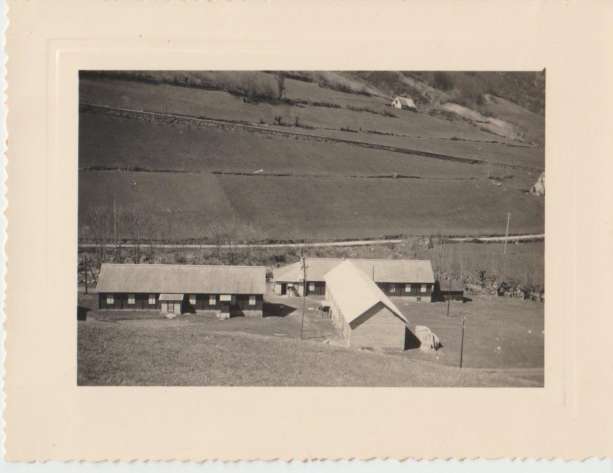 vue sur la colo 1958